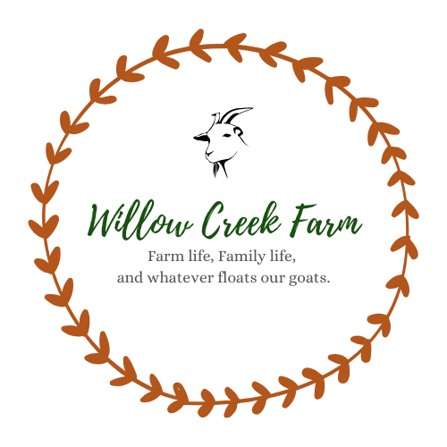 Life on Willow Creek Farm